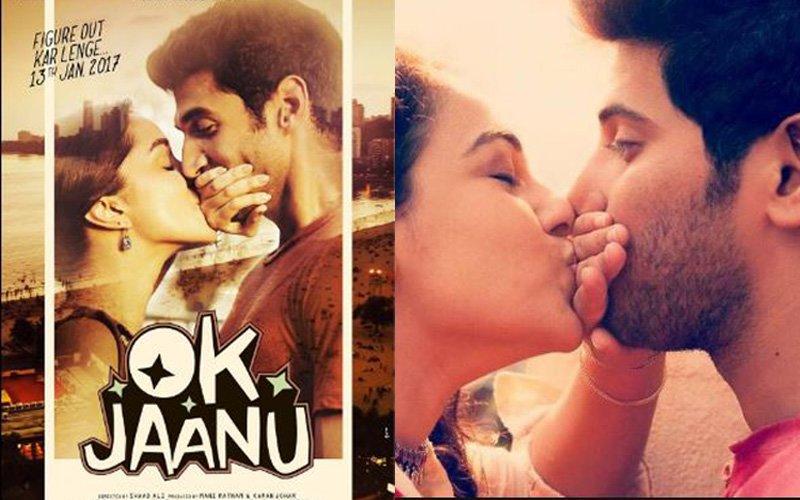 Same-Same Much? Shraddha-Aditya's OK Jaanu Poster Out