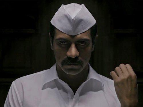 arjun rampal as arun gawli in daddy movie