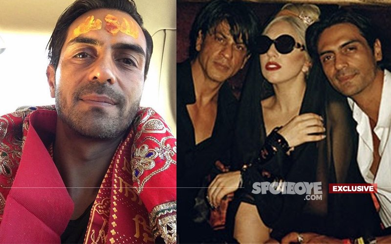 AAJ KA ARJUN: Party Animal Arjun Rampal Has Embraced Spirituality Now