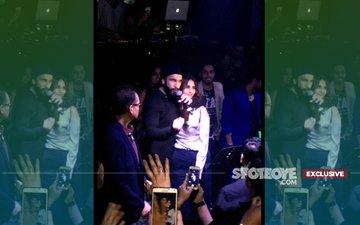 Ranveer Singh-Vaani Kapoor Caught In Befikre Mood In Dubai