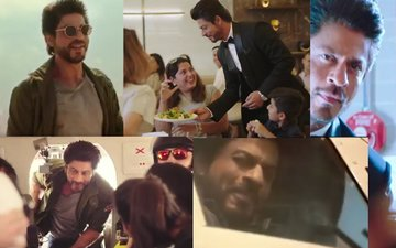 OMG: Shah Rukh Khan Is Waiting Tables And Flying Planes In Dubai!