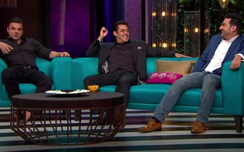 Sheila Ki Jawaani, Sex  Divorce Salman Khan Gets Candid -1344