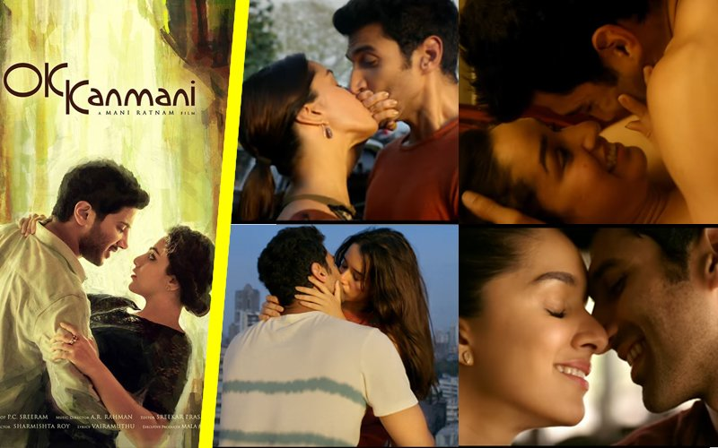 Fans Bash OK Jaanu's Sexy Trailer, OK Kanmani Trends On Top On Twitter