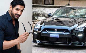 Perks Of Being A Bollywood Star John Abraham Is Gifted Supercar