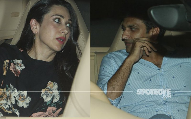 OUT IN THE OPEN: Karisma Kapoor's First Appearance With Boyfriend Sandeep Toshniwal
