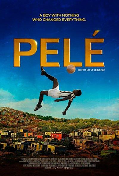 pele movie poster
