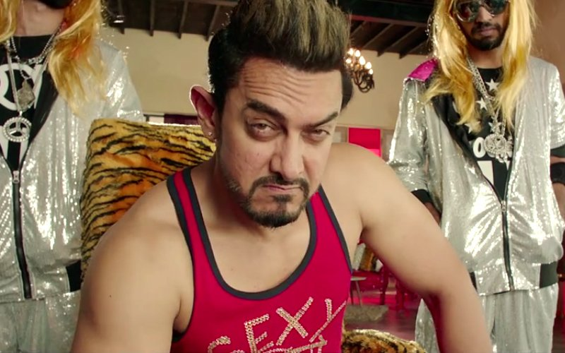 TEASER OUT: Aamir Khan Is The 'Dal Mein Tadka' In Secret Superstar