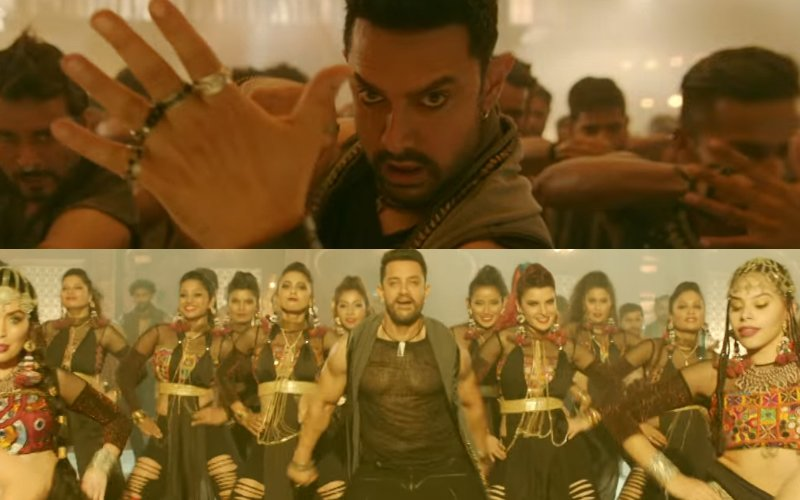 Aamir Khan Sings, Raps And Dances In The Latest Version of Dhaakad