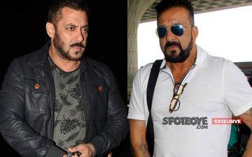 Sanjay Dutt Gets Bitter, Calls Salman Khan 'Arrogant'
