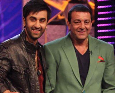 ranbir kapoor and sanjay dutt dutt biopic
