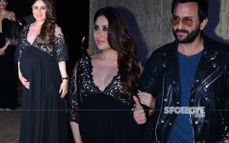 Kareena Kapoor Khan Delivers A Baby Boy!
