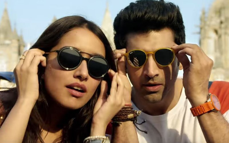 Aditya Roy Kapur and Shraddha Kapoor  Relive The Mumbai Spirit In OK Jaanu's Title Track