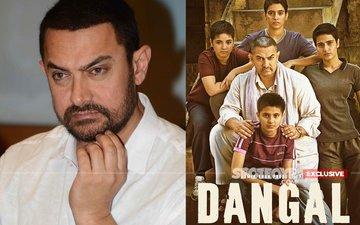Anxious Aamir Khan Organises 6 AM Screening Of Dangal For Himself!