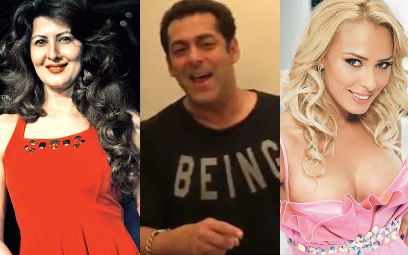 VIDEO: Bijlani And Iulia Celebrate Sohail's Birthday Together With Salman?