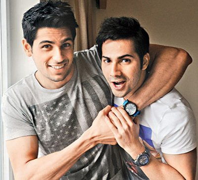 siddharth malhotra and varun dhawan debuted in karan johars student of the year