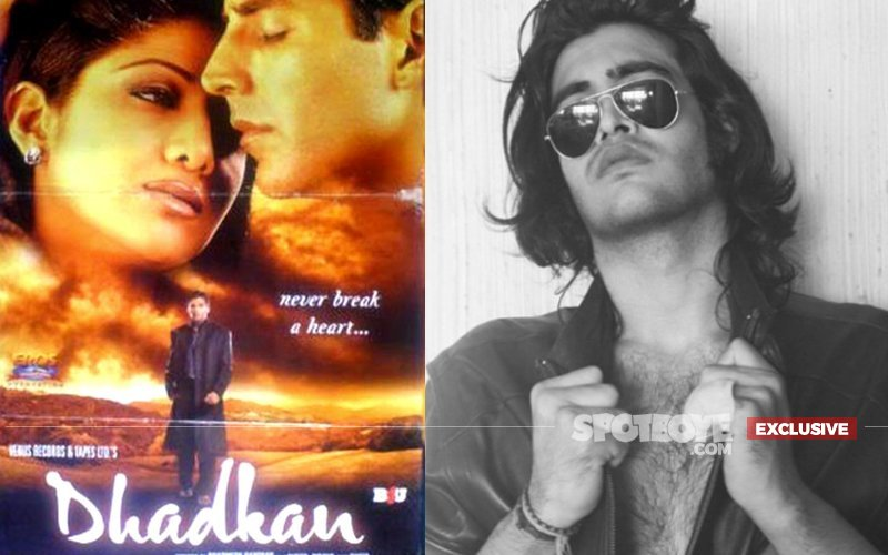 Vinod Khanna's Son Sakshi To Make His Bollywood Debut With Dhadkan 2?