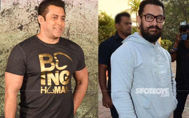 I Hate You Professionally Aamir, Says Salman Khan After His Family Watches Dangal