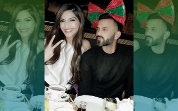 LONDON DIARIES: Sonam Parties With Boyfriend Anand Ahuja At Anil Kapoor's 60TH Birthday Bash!