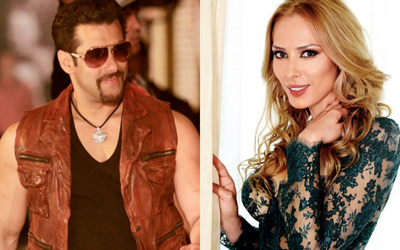 Has Salman Khan Roped In Ladylove Iulia Vantur For A Song In Kick 2?