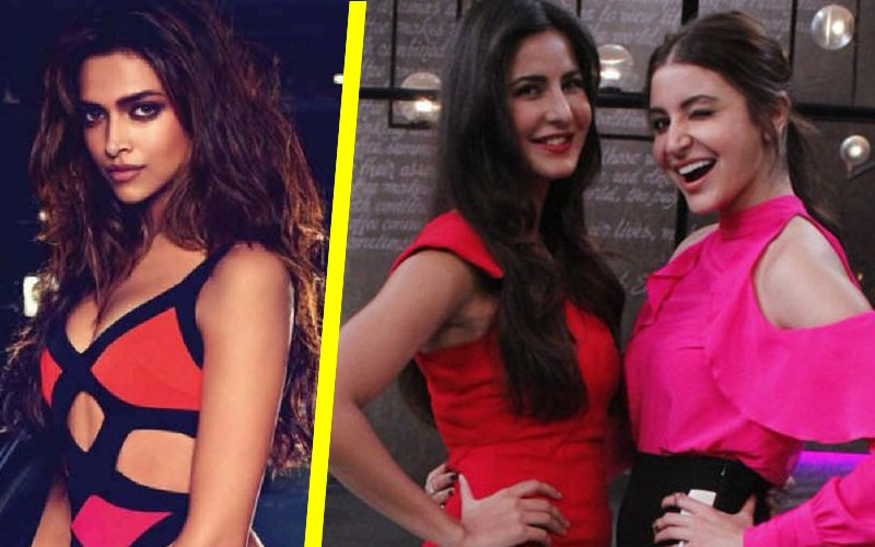 Is Deepika Padukone Being Sarcastic About Anushka & Katrina's Koffee With Karan Episode?