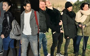 Alia & Sidharth Holiday In Amsterdam, Katrina Spends Time In London With Family