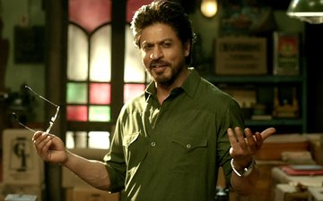 Raees Says 'Don't Drink & Drive'!