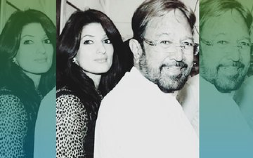 Twinkle Khanna Posts An Emotional Message For Father Rajesh Khanna On His 74TH Birthday