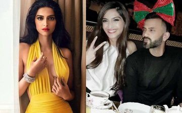 SCOOP: Sonam Kapoor Admits To Her Relationship With Boyfriend Anand Ahuja?