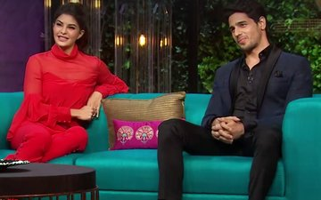 Jacqueline Fernandez Proposes To Sidharth Malhotra For Marriage & He Replies, 'Oui'!