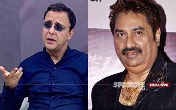 When Vidhu Vinod Chopra Sent Kumar Sanu Back Home For A Bath!