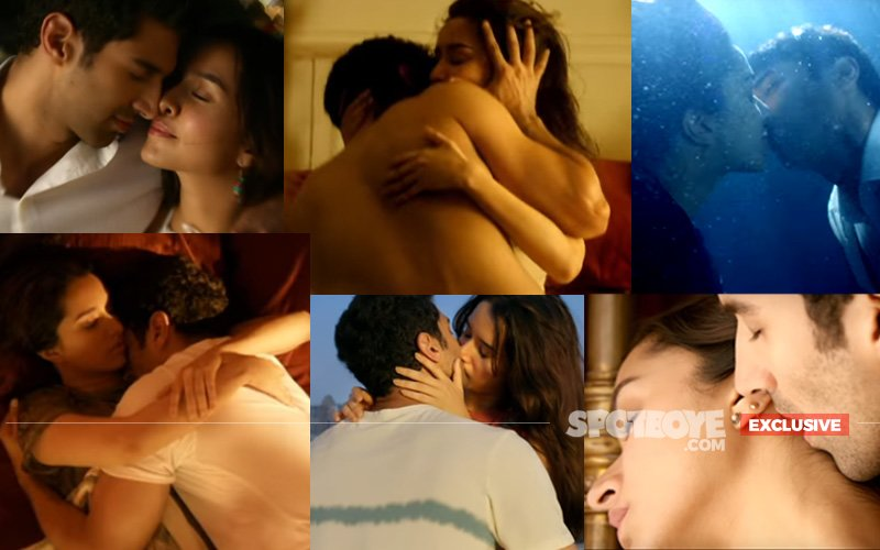 Sex Scenes Of Ex-Lovers Aditya & Shraddha Get A Clean Chit!