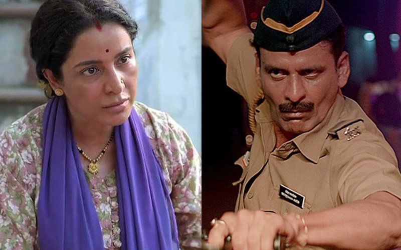 Tisca Chopra & Manoj Bajpayee Bag Filmfare Short Film Awards!