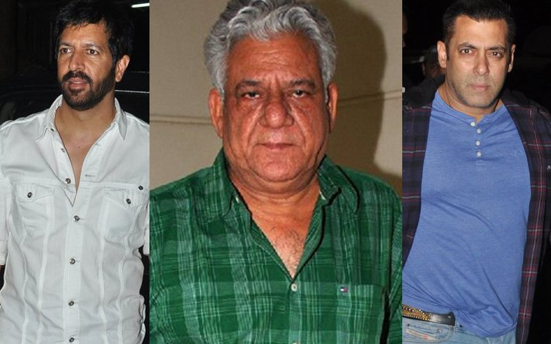 Om Puri Departs Leaving His Role In Salman Khan's Tubelight Incomplete
