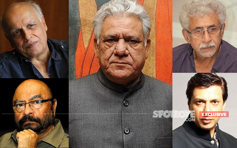 Emotions Run High, Bollywood Remembers Om Puri- The Man And The Actor