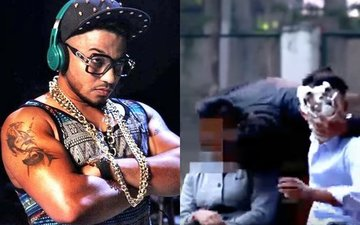 Raftaar Lashes Out At Youtuber Whose Kissing Video Went Viral