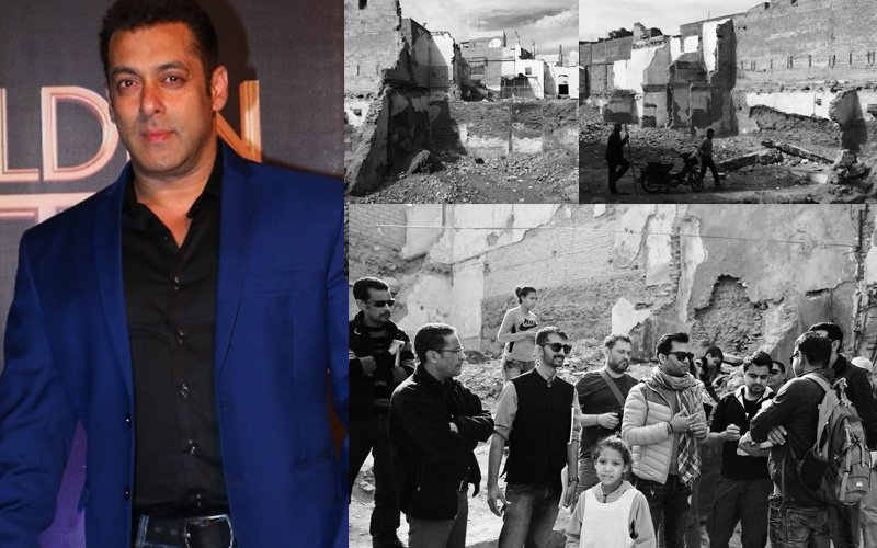 JUST IN: First Pics Of Salman's Tiger Zinda Hai Shoot Locations In Morocco