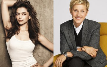 Deepika Padukone Set To Be A Guest On The Ellen DeGeneres Show