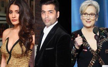 Anushka Quotes Meryl Streep In Support Of Karan Johar?