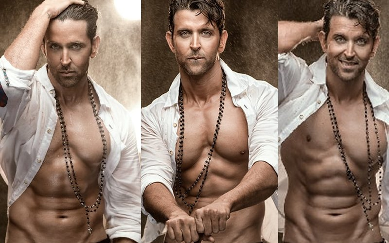 BIRTHDAY SPECIAL: OMG! Hrithik Roshan Unbuttons On His Big Day