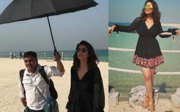 OOPS! Parineeti Chopra Deletes Her Instagram Post After Being Trolled