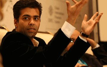 Karan Johar's Aggressive Reply To A Twitter Message Questioning His Sexuality