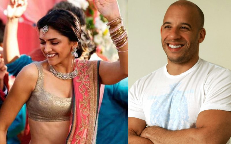 Deepika To Welcome Vin Diesel With Band-Baaja At Mumbai Airport