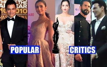 FILMFARE AWARDS 2017: Aamir Khan & Alia Bhatt Take The Black Lady Home