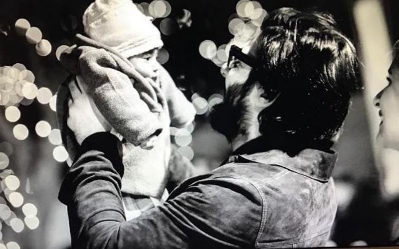 FIRST LOOK: Here Is Fawad Khan's 3-Month-Old Daughter Elayna