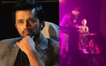 Atif Aslam Halts Concert In Karachi To Rescue Sexually Harassed Woman