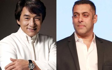 Jackie Chan Sends A Special Message To Salman Khan