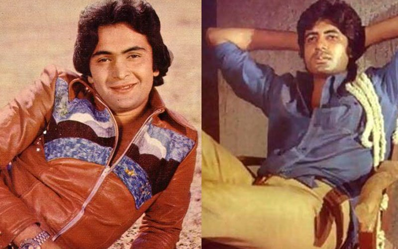 Rishi Kapoor: Amitabh Has Never Given Due Credit To The Actors Who Have Worked With Him