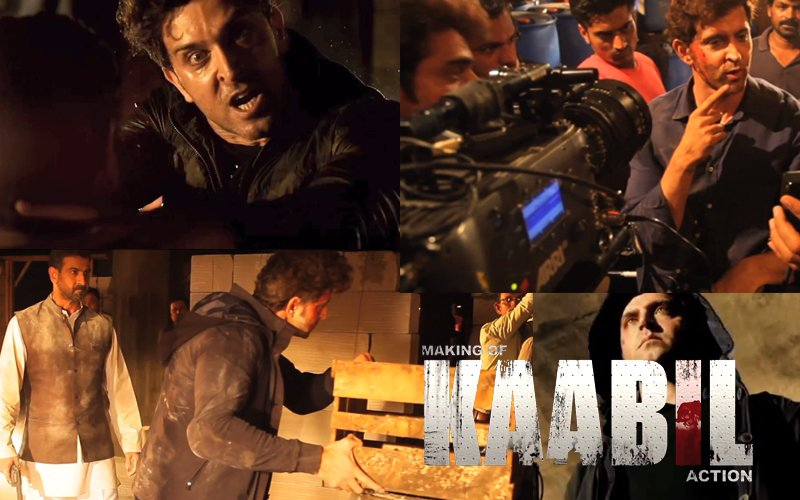 WATCH: How Hrithik Performed The Action Sequences In Kaabil!
