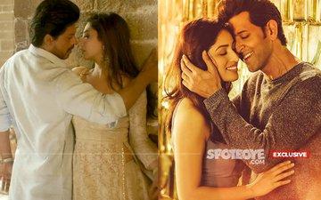 Shah Rukh Khan And Hrithik Roshan's Night Of Restlessness