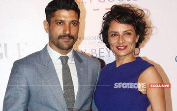 Estranged Couple Farhan Akhtar & Adhuna Bhabani Party Together, Yet Again...